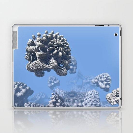 Stone Frog Laptop & iPad Skin
