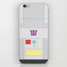Megatron Minimalist iPhone & iPod Skin