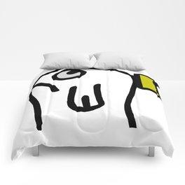 The Worried King Comforters