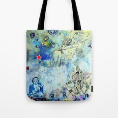 The Small World Experiment Tote Bag