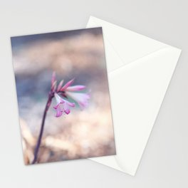 Standing Beauty Stationery Cards