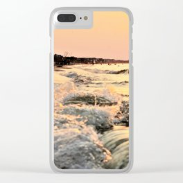Sunset for the Soul Clear iPhone Case
