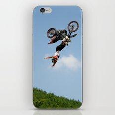 Eigo Sato Cliffhanger, FMX Japan iPhone & iPod Skin
