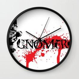 Gnomercy Wall Clock