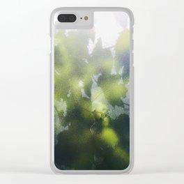 Sunlit Clear iPhone Case
