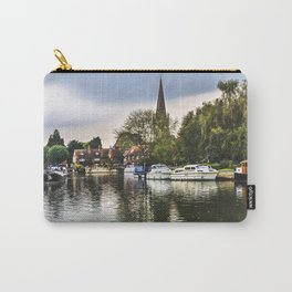 Abingdon on Thames Carry-All Pouch
