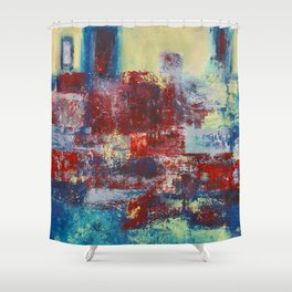 Everglow Shower Curtain