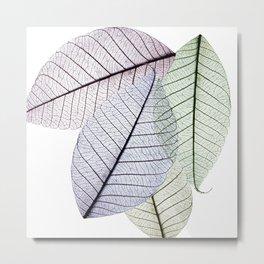 leaf soul Metal Print