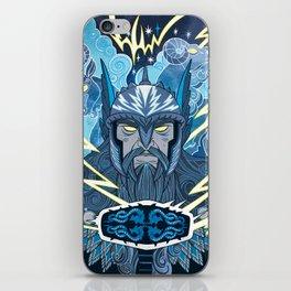 Thor iPhone Skin
