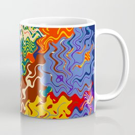 Way Abstraction Coffee Mug