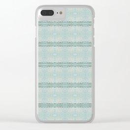 Luis Barragan Las Torres 3 Clear iPhone Case