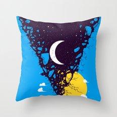 The Break of Day Throw Pillow