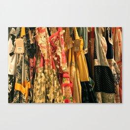 aprons galore Canvas Print