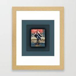 Flanery Valentine Framed Art Print
