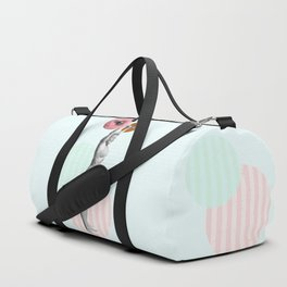 Time for Fitness! Duffle Bag
