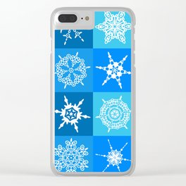 Christmas Time 3 Clear iPhone Case