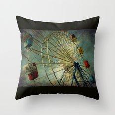 Synergy Throw Pillow