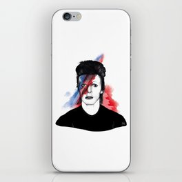"Bowie - ""Starman"" iPhone Skin"