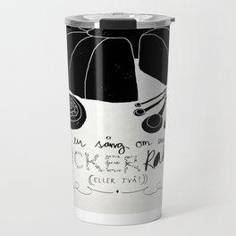 Baka en kaka Travel Mug