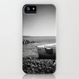 On an island in Maine iPhone Case
