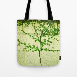 Ivy Wall Tote Bag