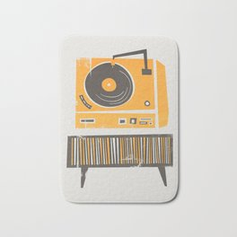Vinyl Deck Bath Mat