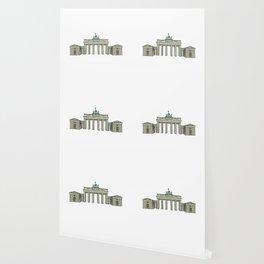 Brandenburg Gate in Berlin Wallpaper