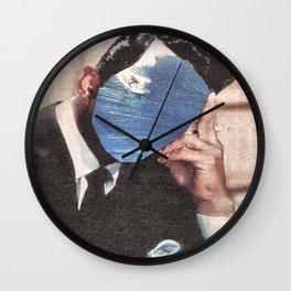 Jetsam Wall Clock