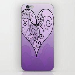 Heart Intricacy iPhone Skin