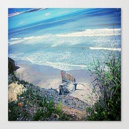 Tusan Beach 2 Canvas Print