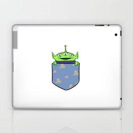 Toy Story Alien Pocket Laptop & iPad Skin