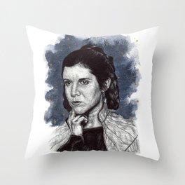 The People's Princess Throw Pillow