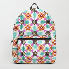 Moroccan magic Backpack