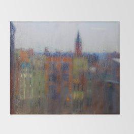 Over-the-Rhine Throw Blanket