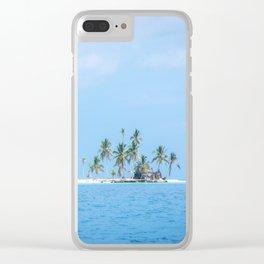 The San Blas Islands in Panama Clear iPhone Case