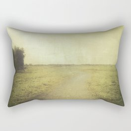 Any Place in the world Rectangular Pillow