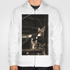 Back street Cats Hoody
