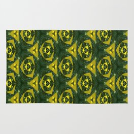 Electric Green Rug