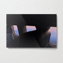 skyhigh sunset Metal Print