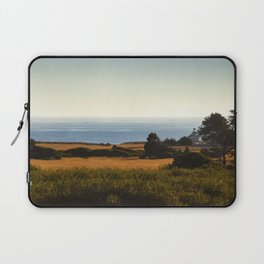 Lighthouse From Afar Laptop Sleeve