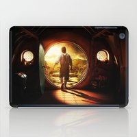 lord of the rings iPad Cases featuring THE LORD OF THE RINGS by September 9