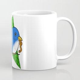 The Early Bird Gets the Worm Coffee Mug