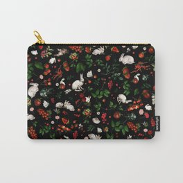 Sweet Bunnies Carry-All Pouch