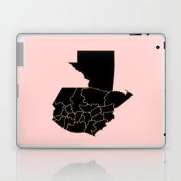 Guatemala map Laptop & iPad Skin