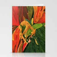 anxiety Stationery Cards featuring Anxiety by Nima