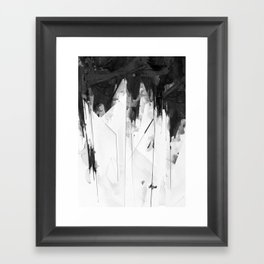 Macy Framed Art Print