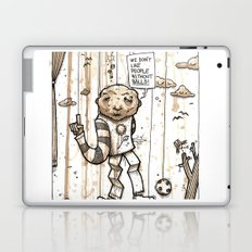 We don't like people without balls Laptop & iPad Skin