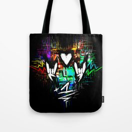 Chiptunes = Win: +1 Tote Bag