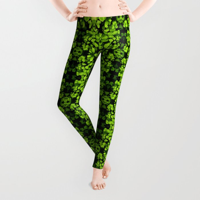 Maidenhair Ferns Leggings