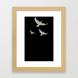 PullYourWeight Framed Art Print